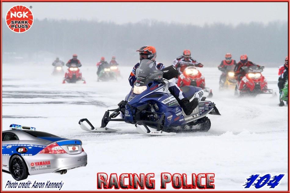 Racing Police Chase